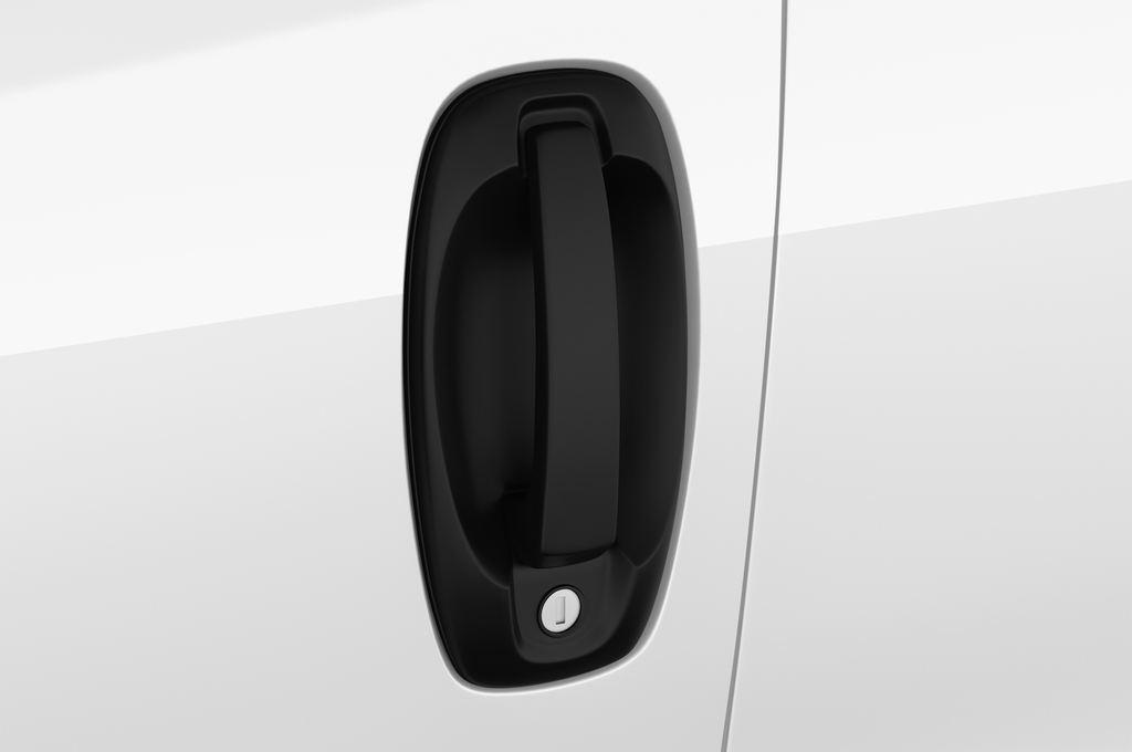 Fiat Doblo Basis Transporter (2010 - heute) 4 Türen Türgriff