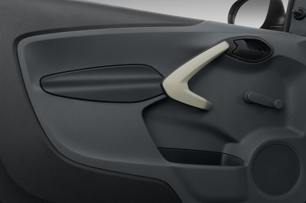 Ford Ka Concept Kleinwagen (2008 - 2016) 3 Türen Bedienungselemente Tür