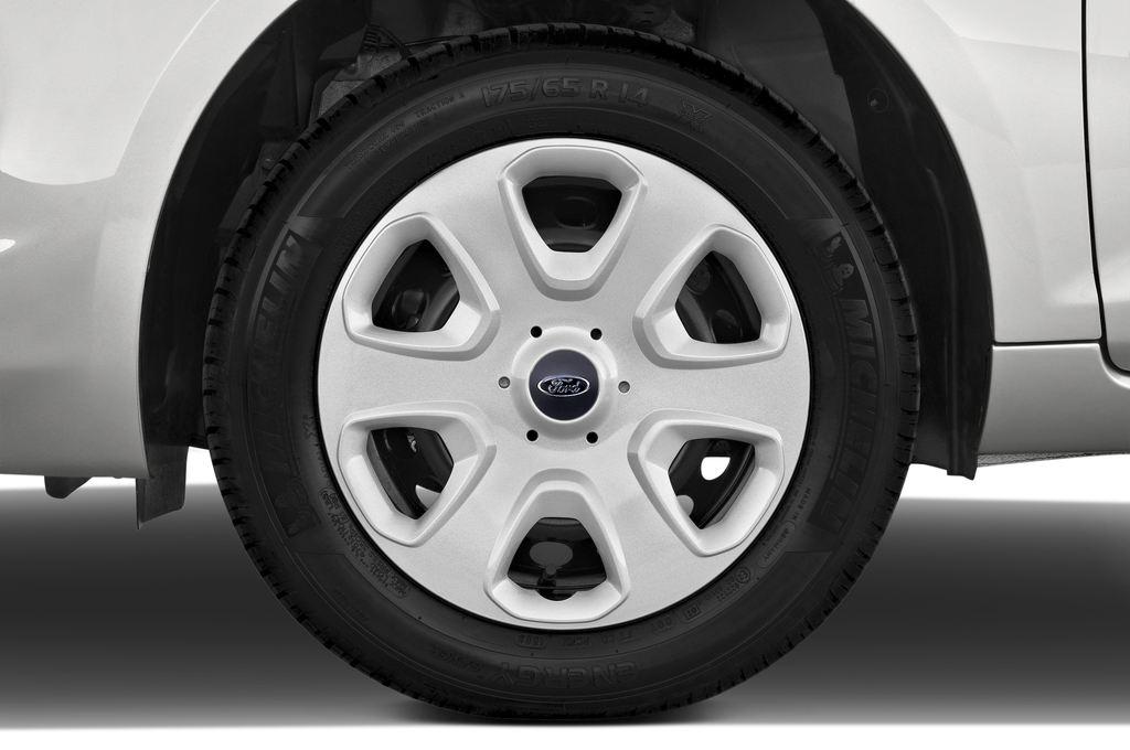 Ford Ka Concept Kleinwagen (2008 - 2016) 3 Türen Reifen und Felge