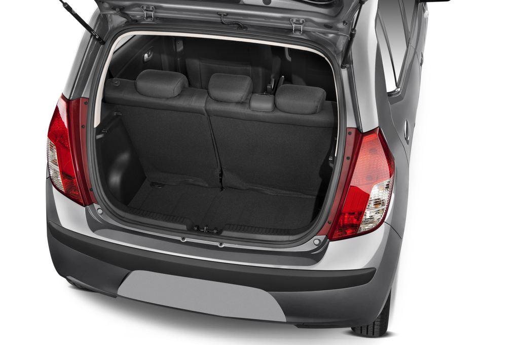 Hyundai i10 Style Kleinwagen (2008 - 2013) 5 Türen Kofferraum
