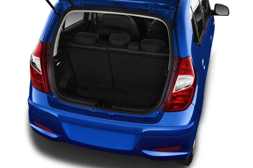 Hyundai i10 Classic Kleinwagen (2008 - 2013) 5 Türen Kofferraum