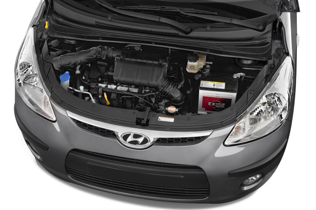 Hyundai i10 Style Kleinwagen (2008 - 2013) 5 Türen Motor