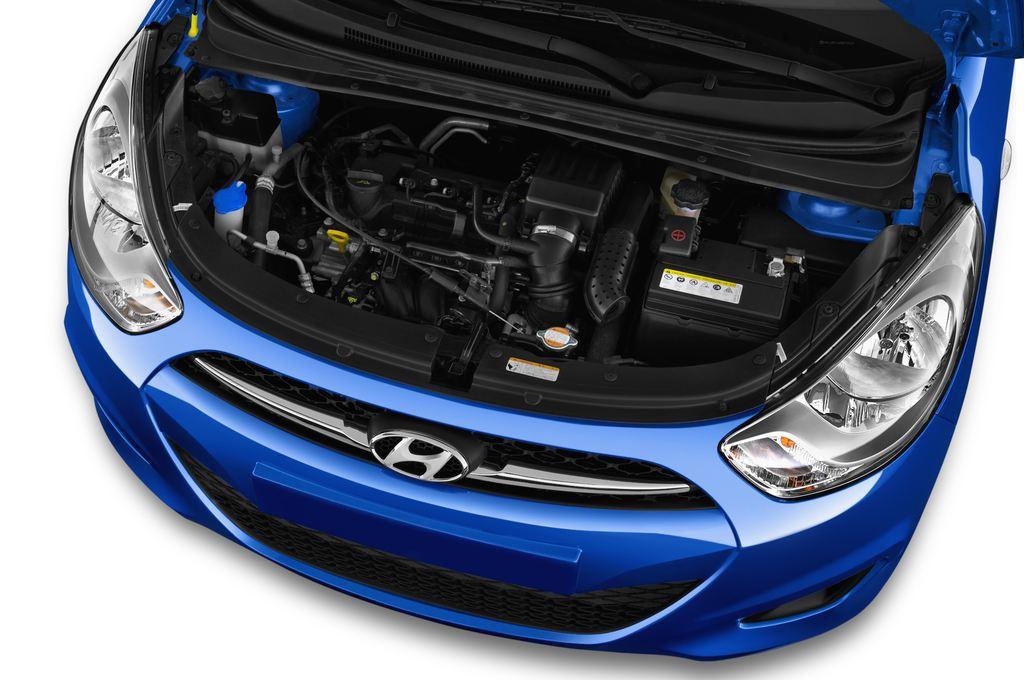 Hyundai i10 Classic Kleinwagen (2008 - 2013) 5 Türen Motor