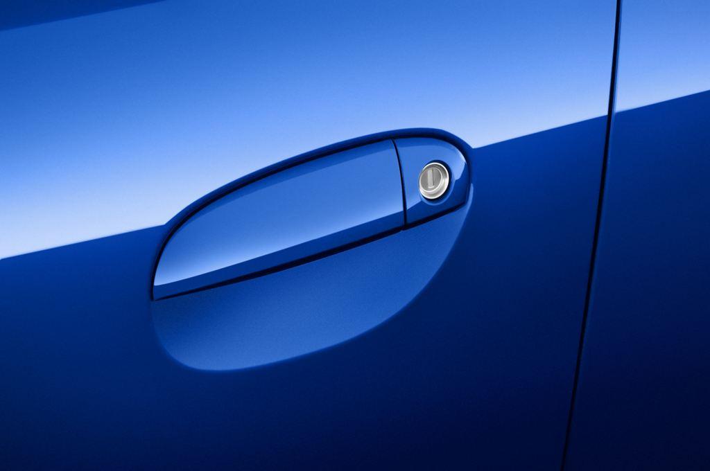 Hyundai i10 Classic Kleinwagen (2008 - 2013) 5 Türen Türgriff