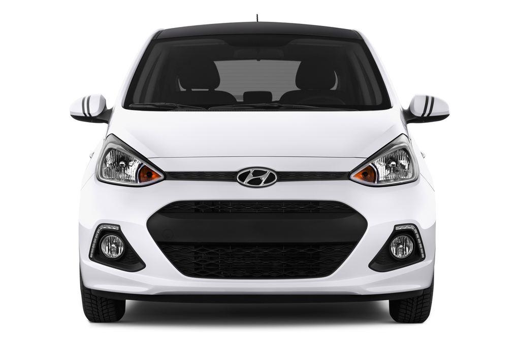 Hyundai i10 TREND Kleinwagen (2013 - heute) 5 Türen Frontansicht