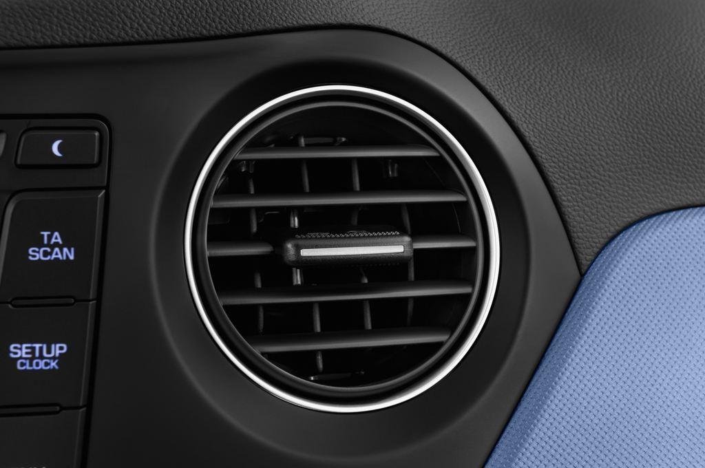 Hyundai i10 TREND Kleinwagen (2013 - heute) 5 Türen Lüftung