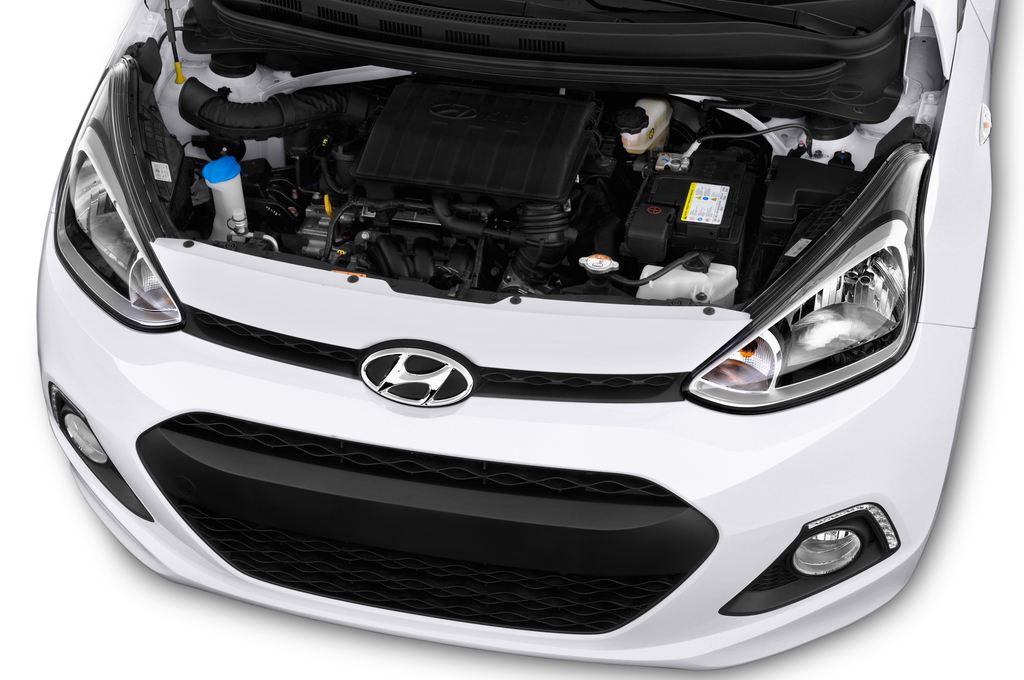 Hyundai i10 TREND Kleinwagen (2013 - heute) 5 Türen Motor