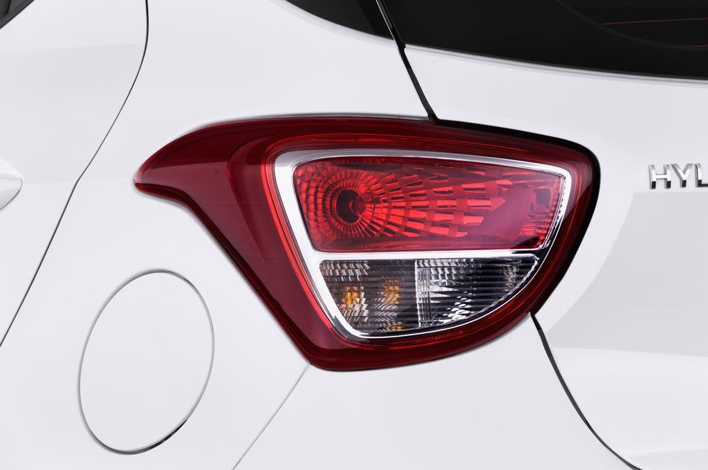 Hyundai i10 TREND Kleinwagen (2013 - heute) 5 Türen Rücklicht