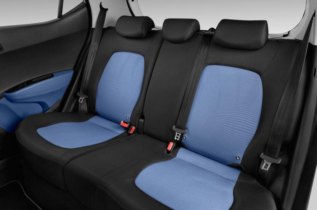 Hyundai i10 TREND Kleinwagen (2013 - heute) 5 Türen Rücksitze