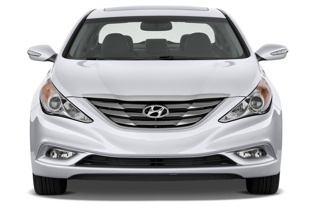 Hyundai Sonata Comfort Limousine (2005 - 2010) 4 Türen Frontansicht
