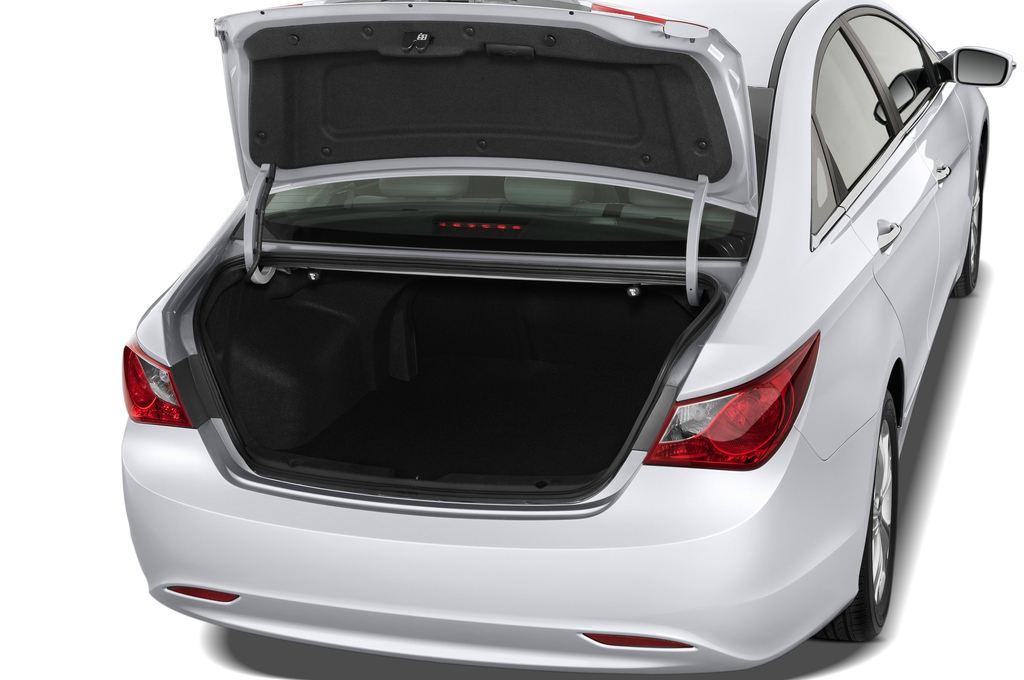 Hyundai Sonata Comfort Limousine (2005 - 2010) 4 Türen Kofferraum