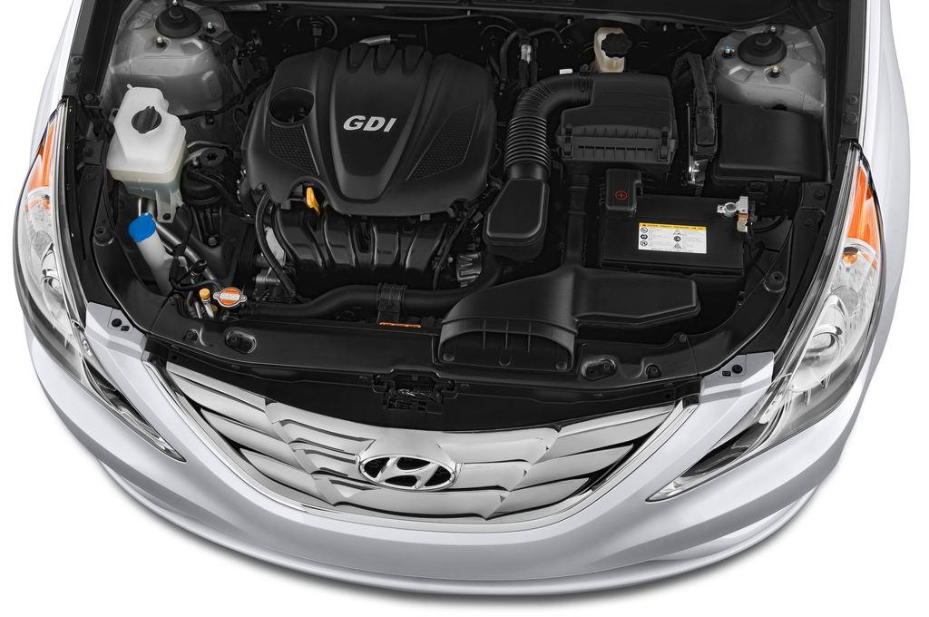 Hyundai Sonata Comfort Limousine (2005 - 2010) 4 Türen Motor