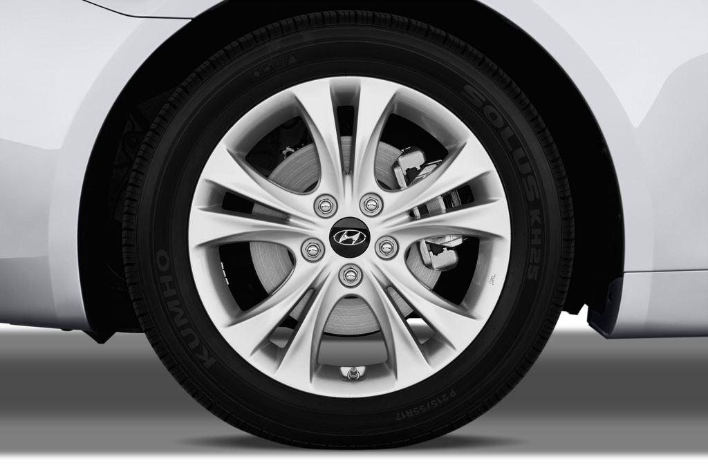 Hyundai Sonata Comfort Limousine (2005 - 2010) 4 Türen Reifen und Felge