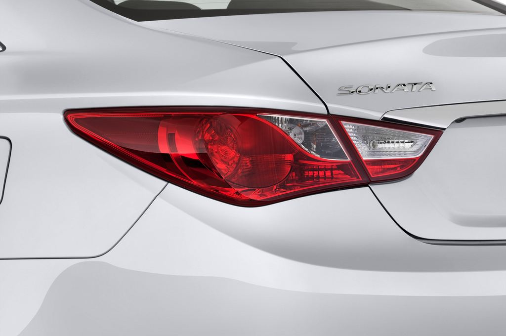 Hyundai Sonata Comfort Limousine (2005 - 2010) 4 Türen Rücklicht