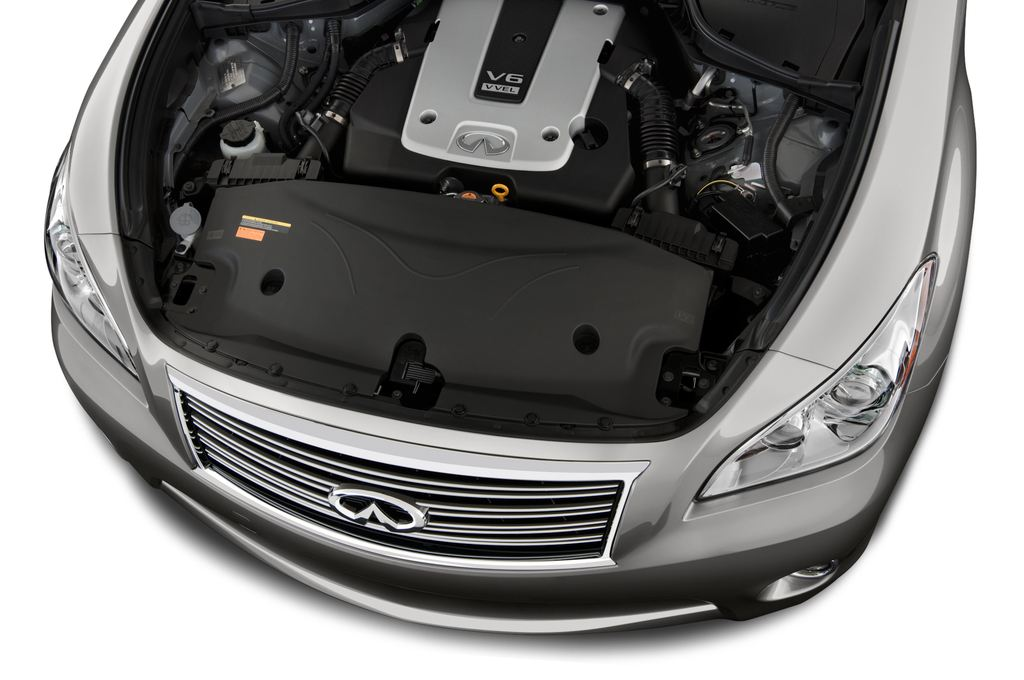 Infiniti Q70 3.7 V6 7AT Limousine (2013 - heute) 4 Türen Motor