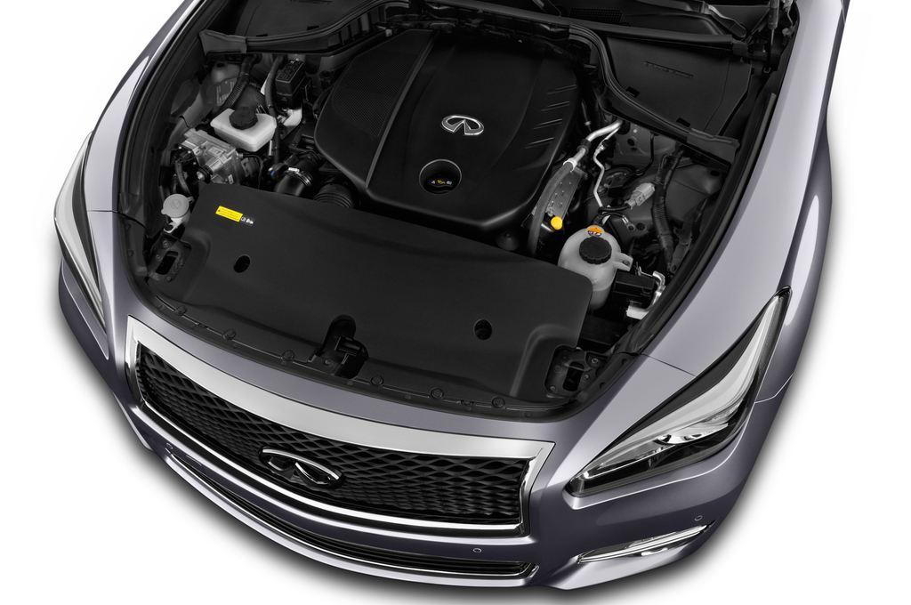Infiniti Q70 Premium Limousine (2013 - heute) 4 Türen Motor