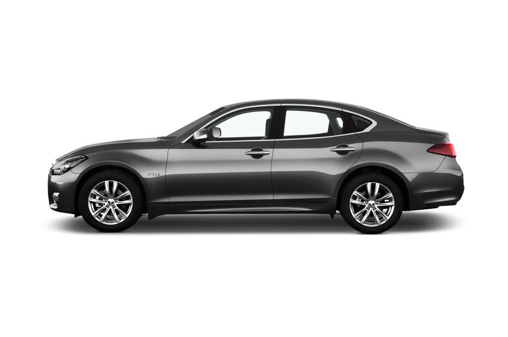 Infiniti Q70 Premium Limousine (2013 - heute) 4 Türen Seitenansicht