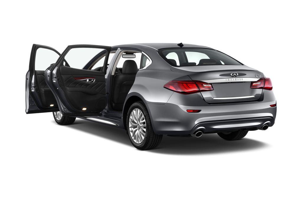 Infiniti Q70 3.7 V6 7At Limousine (2013 - heute) 4 Türen Tür geöffnet