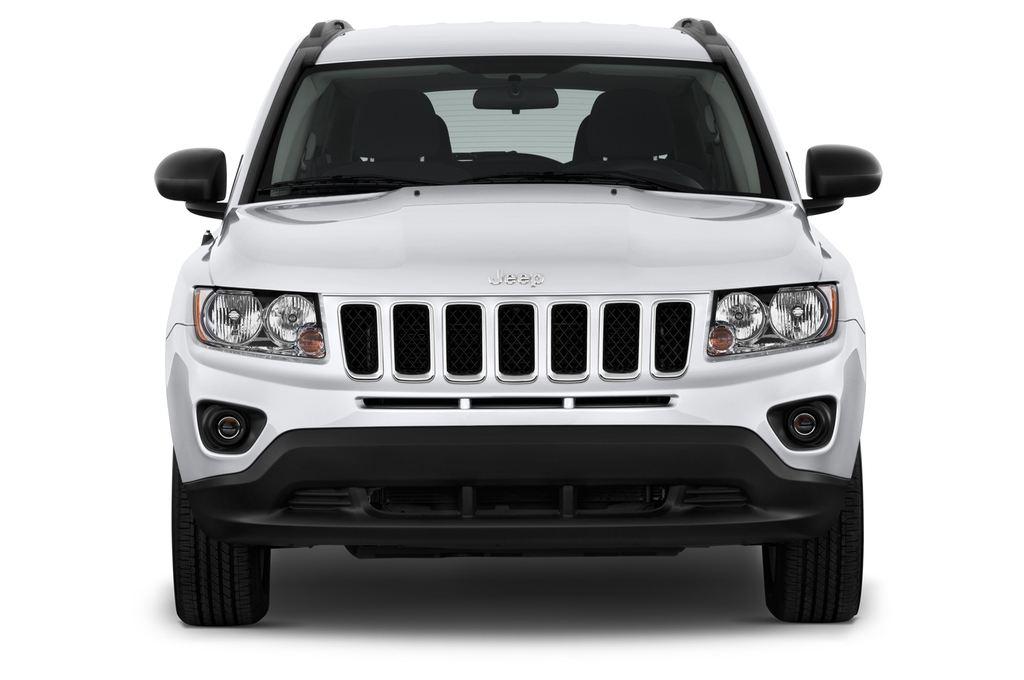 Jeep Compass Sport SUV (2007 - 2016) 5 Türen Frontansicht