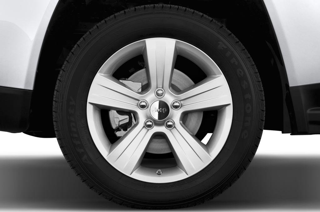 Jeep Compass Sport SUV (2007 - 2016) 5 Türen Reifen und Felge
