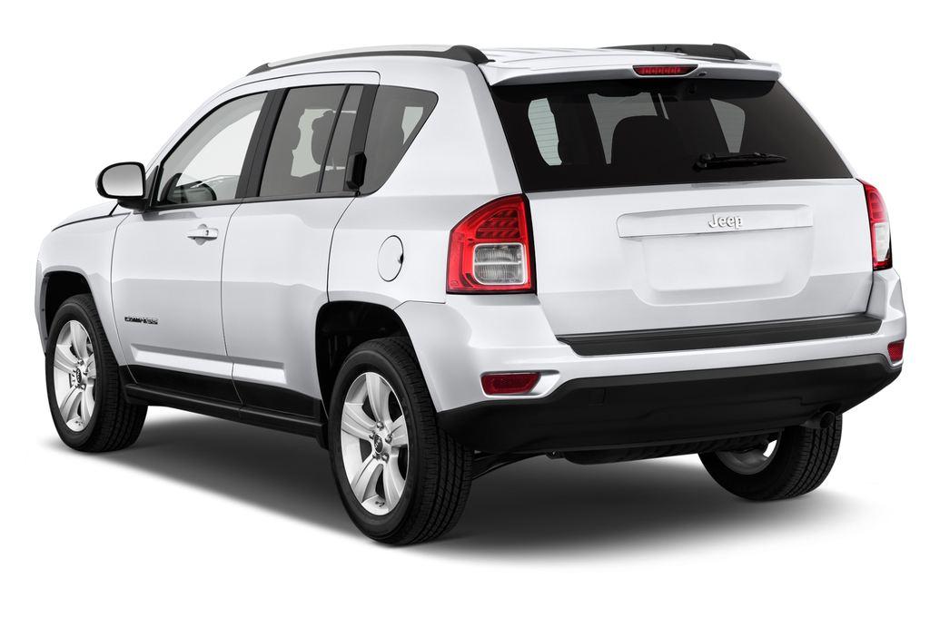 Jeep Compass Sport SUV (2007 - 2016) 5 Türen seitlich hinten