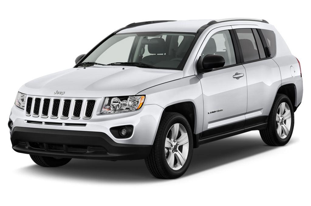 Jeep Compass Sport SUV (2007 - 2016) 5 Türen seitlich vorne