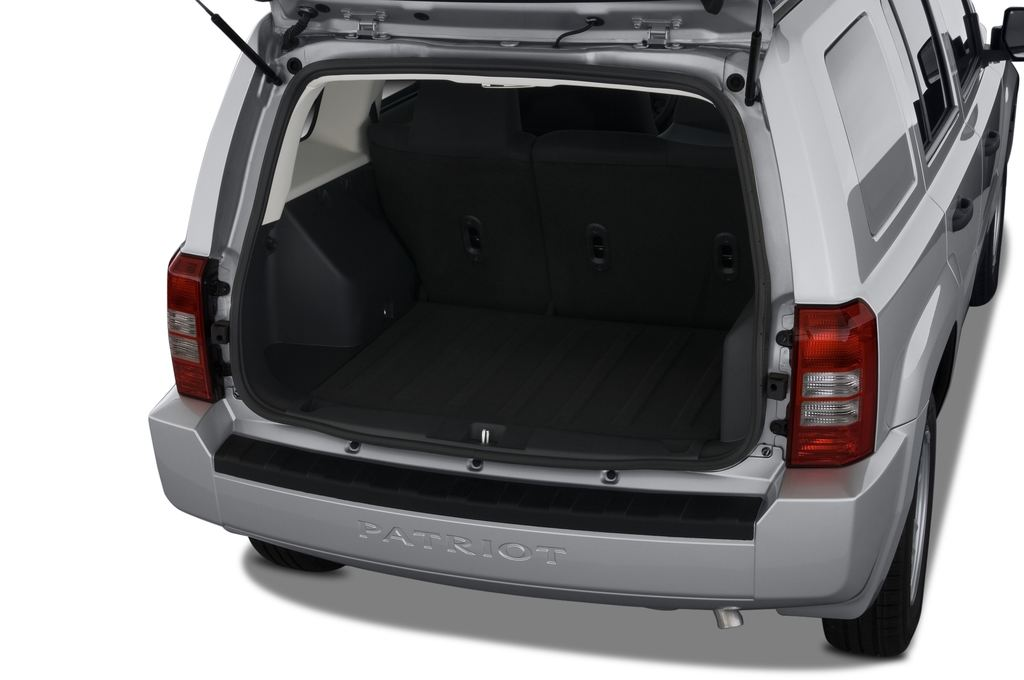 bildergalerie jeep patriot suv 2007 heute. Black Bedroom Furniture Sets. Home Design Ideas