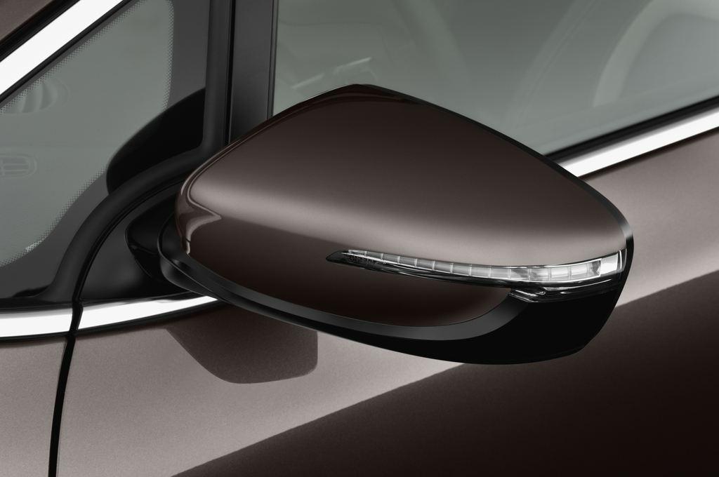 Kia Ceed Spirit Kompaktklasse (2012 - heute) 5 Türen Außenspiegel