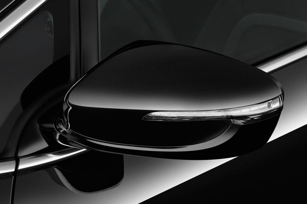 Kia Ceed Platinum Edition Kompaktklasse (2012 - heute) 5 Türen Außenspiegel