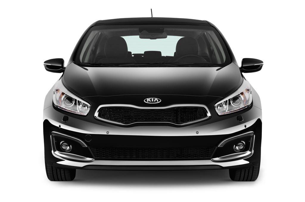 Kia Ceed Platinum Edition Kompaktklasse (2012 - heute) 5 Türen Frontansicht