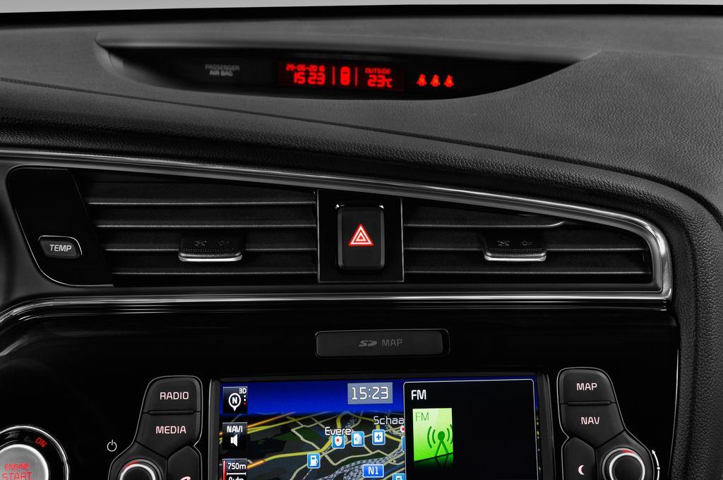 Kia Ceed Platinum Edition Kompaktklasse (2012 - heute) 5 Türen Lüftung