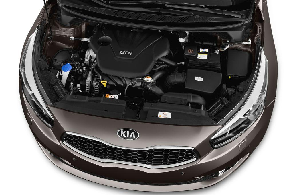 Kia Ceed Spirit Kompaktklasse (2012 - heute) 5 Türen Motor