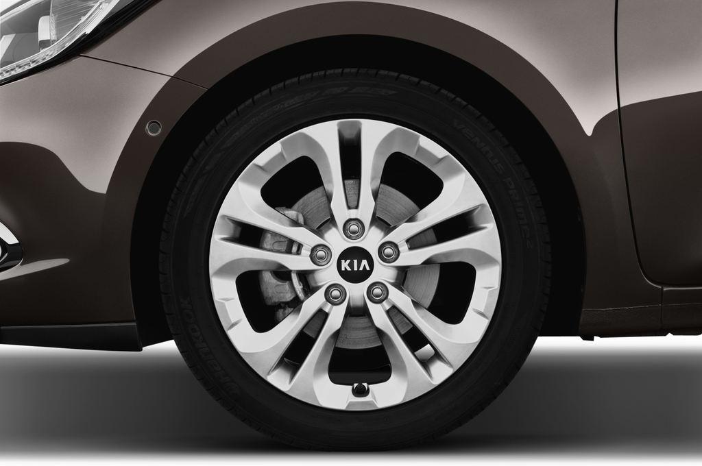 Kia Ceed Spirit Kompaktklasse (2012 - heute) 5 Türen Reifen und Felge