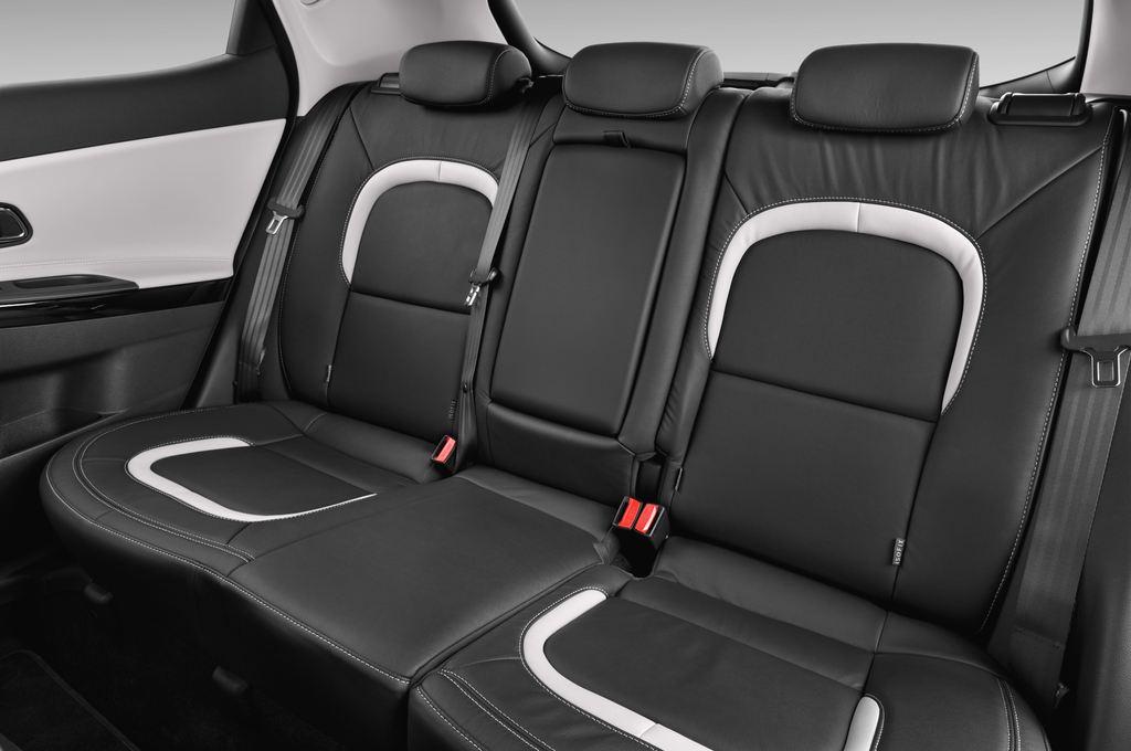 Kia Ceed Spirit Kompaktklasse (2012 - heute) 5 Türen Rücksitze