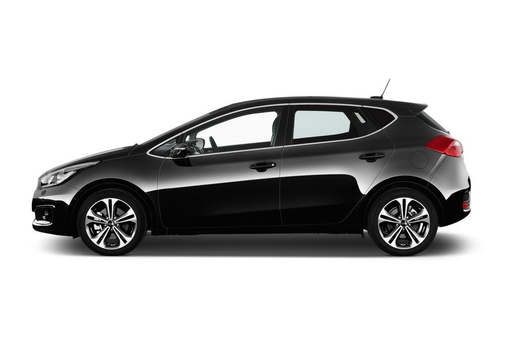 Kia Ceed Platinum Edition Kompaktklasse (2012 - heute) 5 Türen Seitenansicht