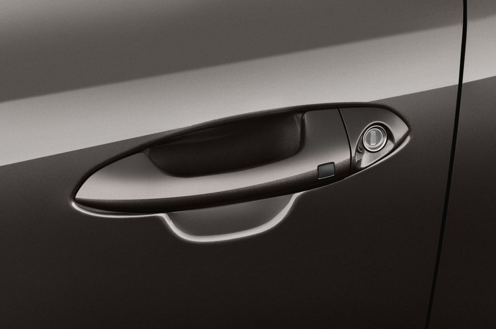 Kia Ceed Spirit Kompaktklasse (2012 - heute) 5 Türen Türgriff