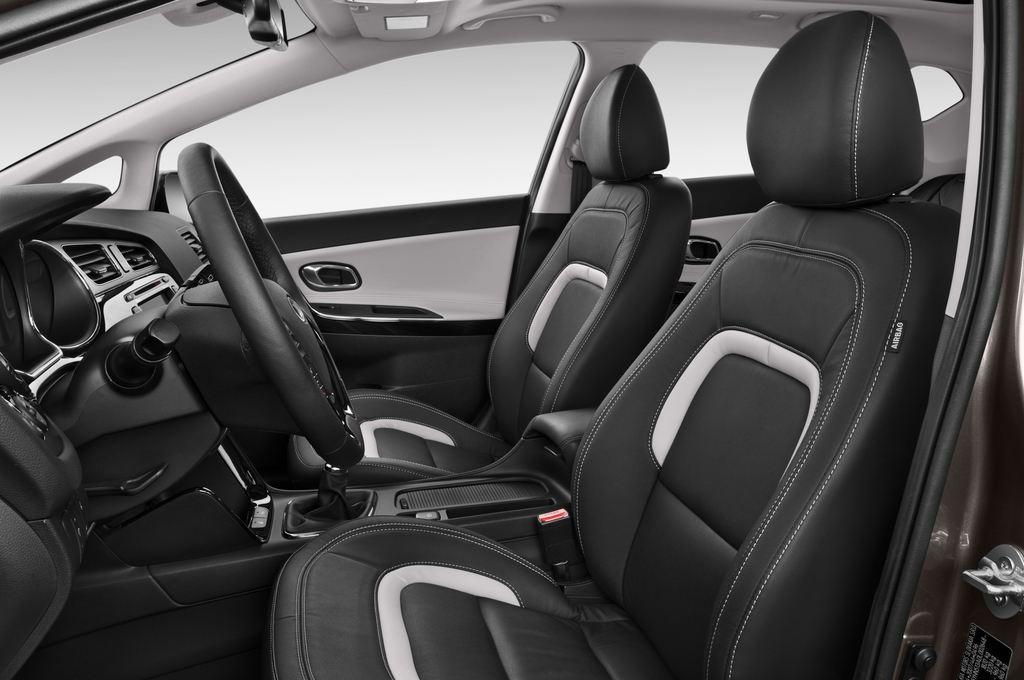 Kia Ceed Spirit Kompaktklasse (2012 - heute) 5 Türen Vordersitze