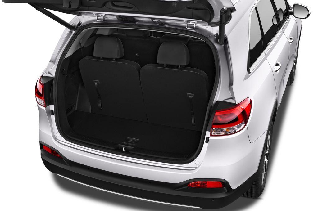 Kia Sorento Spirit SUV (2015 - heute) 5 Türen Kofferraum
