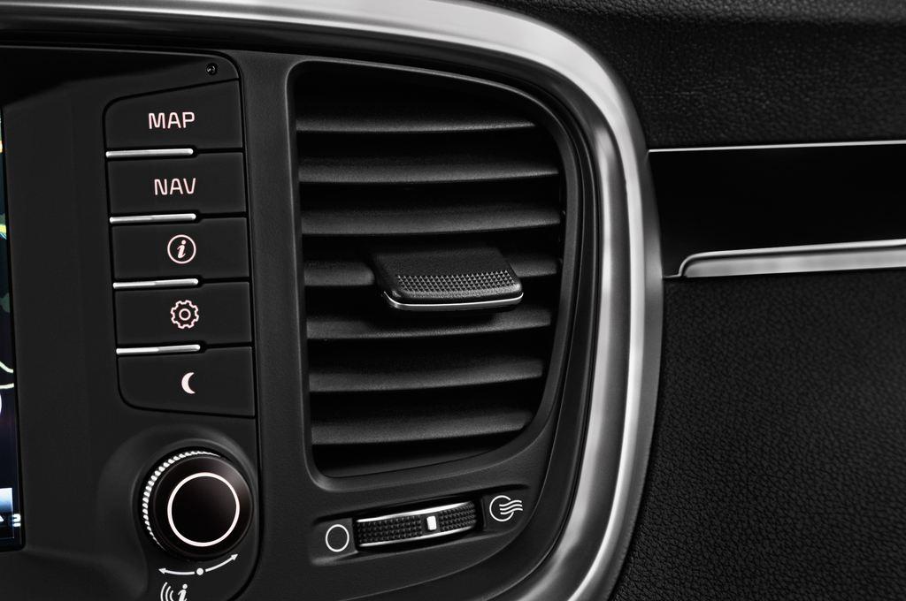 Kia Sorento Spirit SUV (2015 - heute) 5 Türen Lüftung