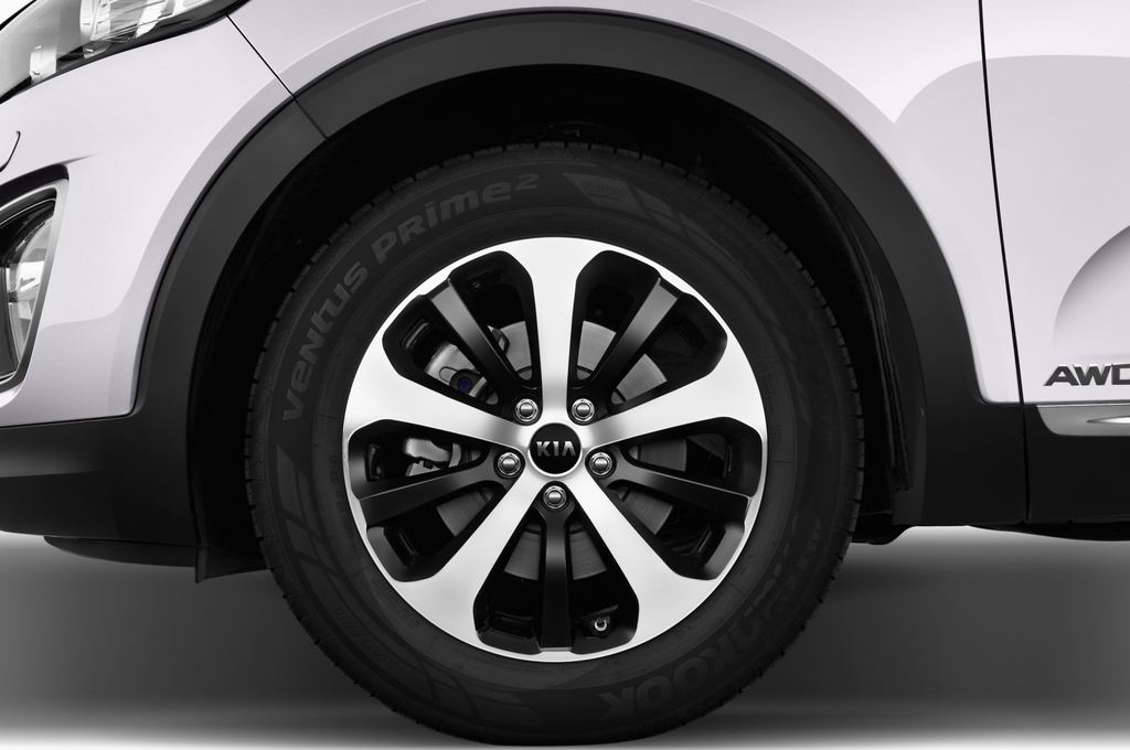 Kia Sorento Spirit SUV (2015 - heute) 5 Türen Reifen und Felge