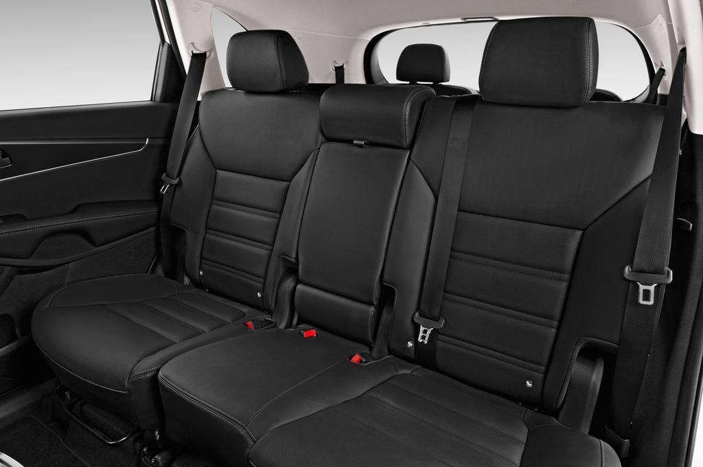 Kia Sorento Spirit SUV (2015 - heute) 5 Türen Rücksitze