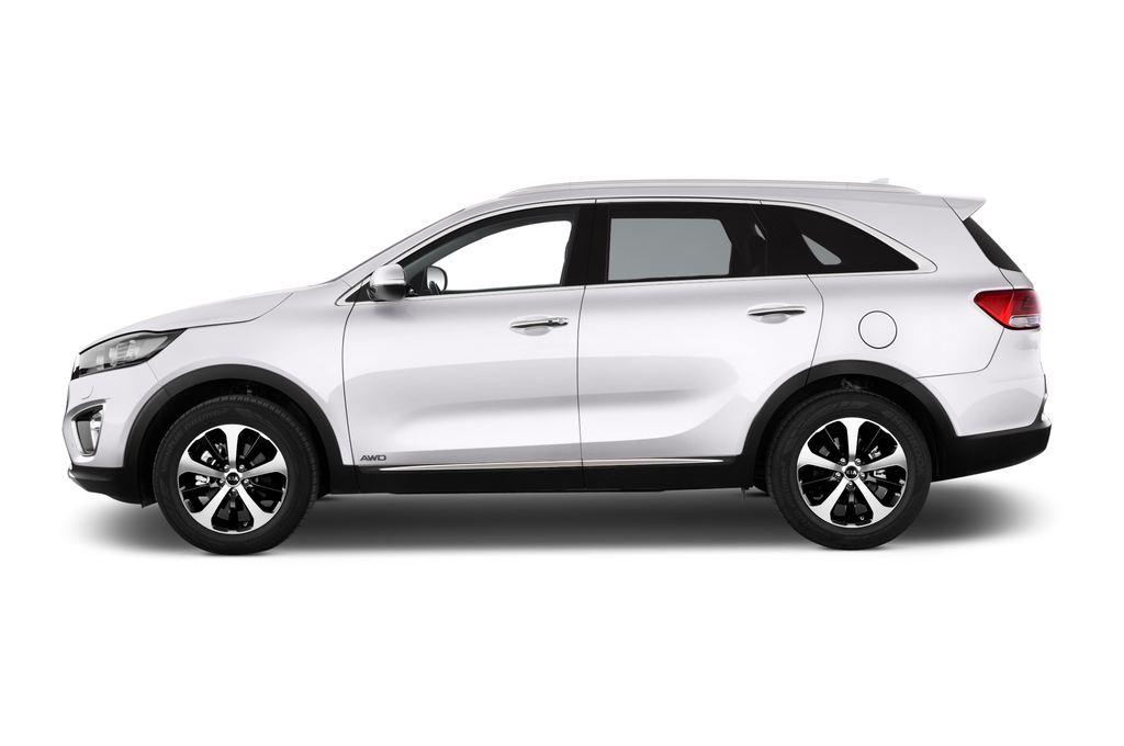 Kia Sorento Spirit SUV (2015 - heute) 5 Türen Seitenansicht