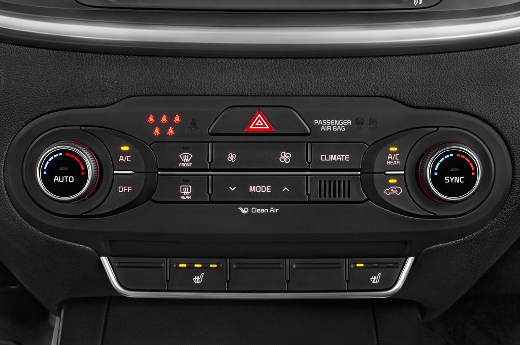 Kia Sorento Spirit SUV (2015 - heute) 5 Türen Temperatur und Klimaanlage