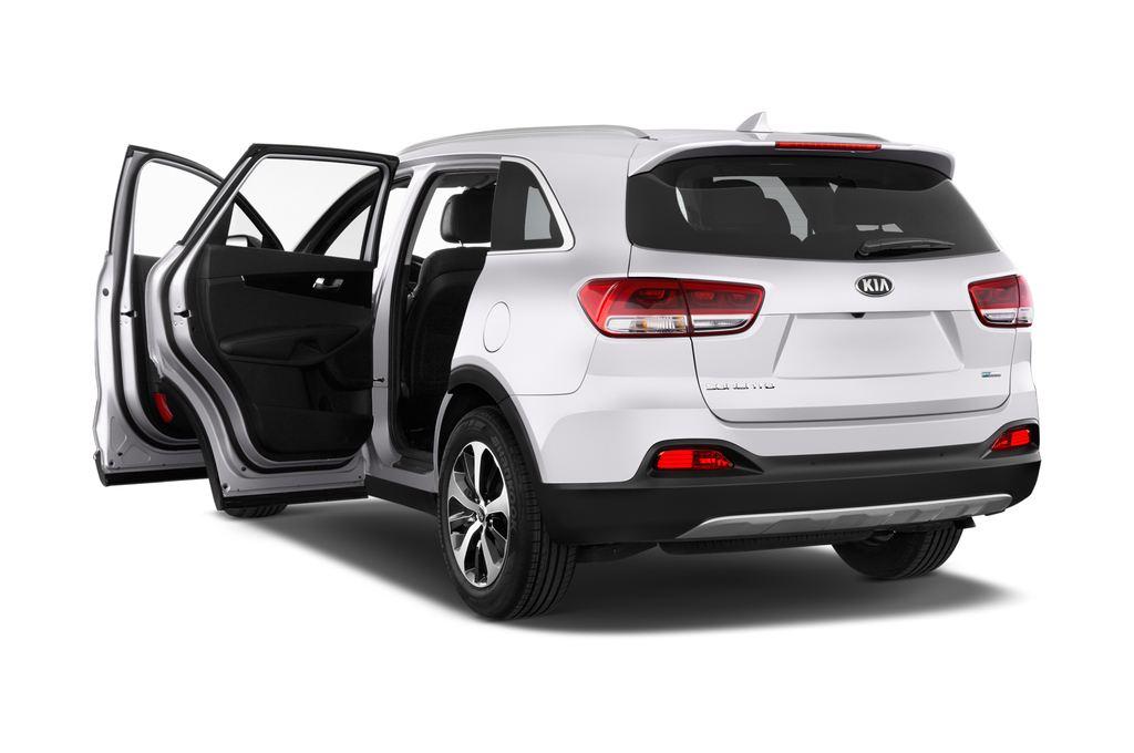 Kia Sorento Spirit SUV (2015 - heute) 5 Türen Tür geöffnet