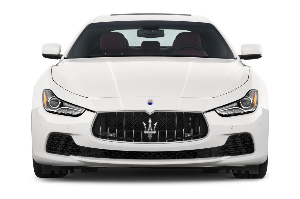 Maserati Ghibli S Q4 Limousine (2013 - heute) 4 Türen Frontansicht