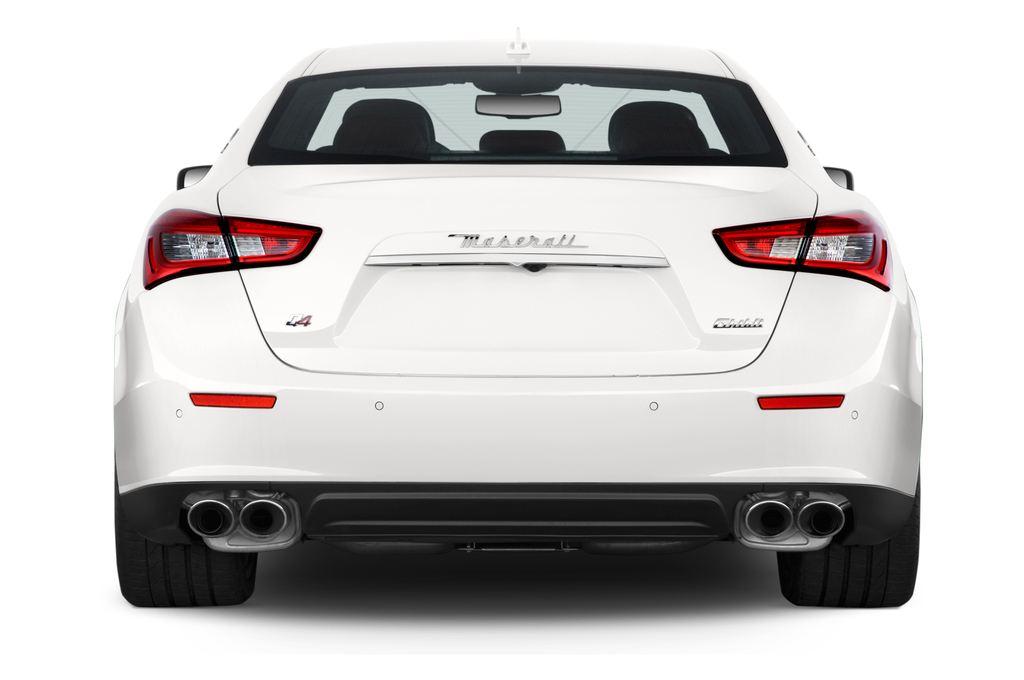 Maserati Ghibli S Q4 Limousine (2013 - heute) 4 Türen Heckansicht