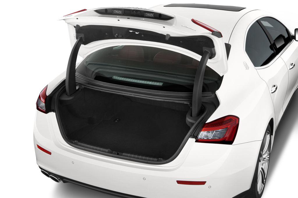 Maserati Ghibli S Q4 Limousine (2013 - heute) 4 Türen Kofferraum