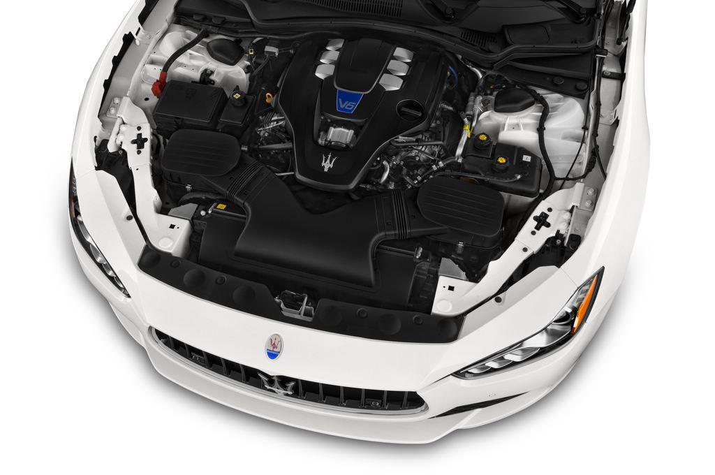 Maserati Ghibli S Q4 Limousine (2013 - heute) 4 Türen Motor