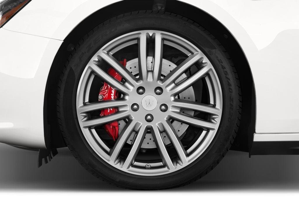 Maserati Ghibli S Q4 Limousine (2013 - heute) 4 Türen Reifen und Felge