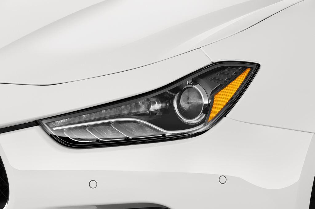 Maserati Ghibli S Q4 Limousine (2013 - heute) 4 Türen Scheinwerfer